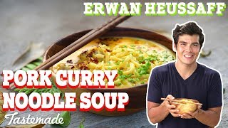 Pork Curry Noodle Soup I Erwan Heussaff