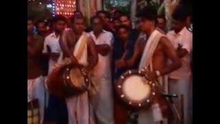 Thavil thani by Kalaimamani Manargudi M.R.Vasudevan With Kalyana sundaram