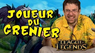 JOUEUR DU GRENIER - LEAGUE OF LEGENDS - PC