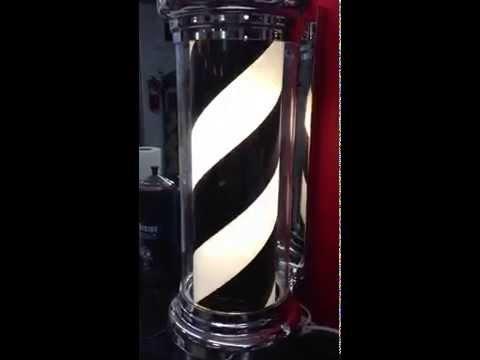 Jack Daniels barber pole