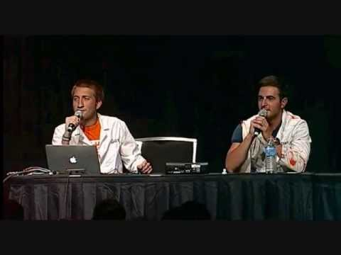RTX 2013 - The Slow Mo Guys Panel