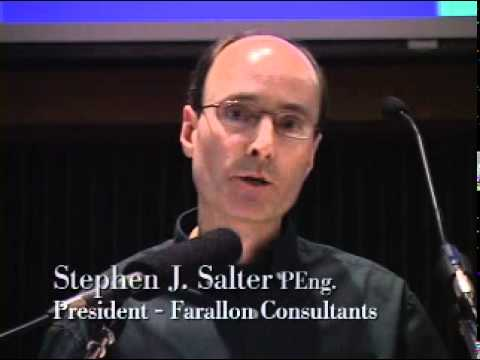 Stephen J. Salter - Treating Waste as a Resource:  Inspiration From Sweden