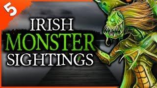 5 Strange Creatures Seen in Ireland | Darkness Prevails