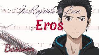 In Regards To Love: Eros Yuri!!! On Ice Bassoon