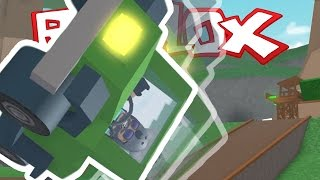 I FLIPPED MY BUGGY!!!! | ROBLOX | Treehouse Tycoon