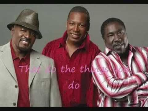 THE O'JAYS- FOREVER MINE ((WITH LYRICS))