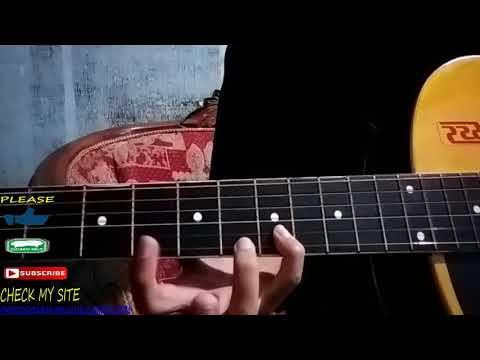 Melodi Petikan Gitar Intro Virgoun  -  Surat Cinta Untuk Starla