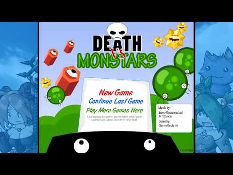 Let's Play Death Vs Monstars (Free Game)