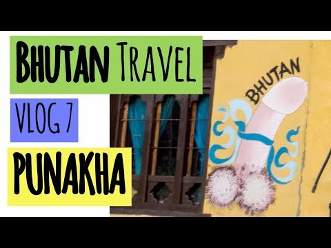 Bhutan Travel Video Guide Vlog 7 | Punakha | Do Chula | Chimi Lakhang