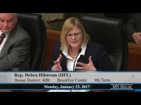 Discussion of Real ID bill in House Ways and Means Committee  1/23/17
