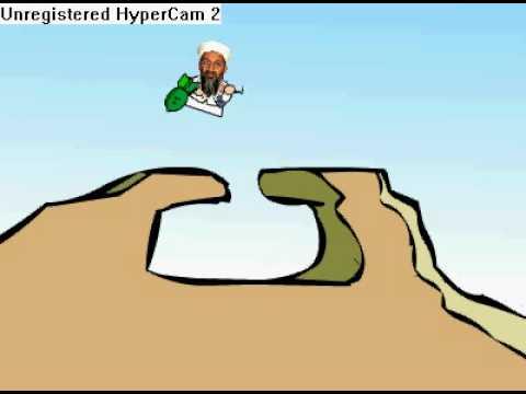 Bin Laden, No where to run
