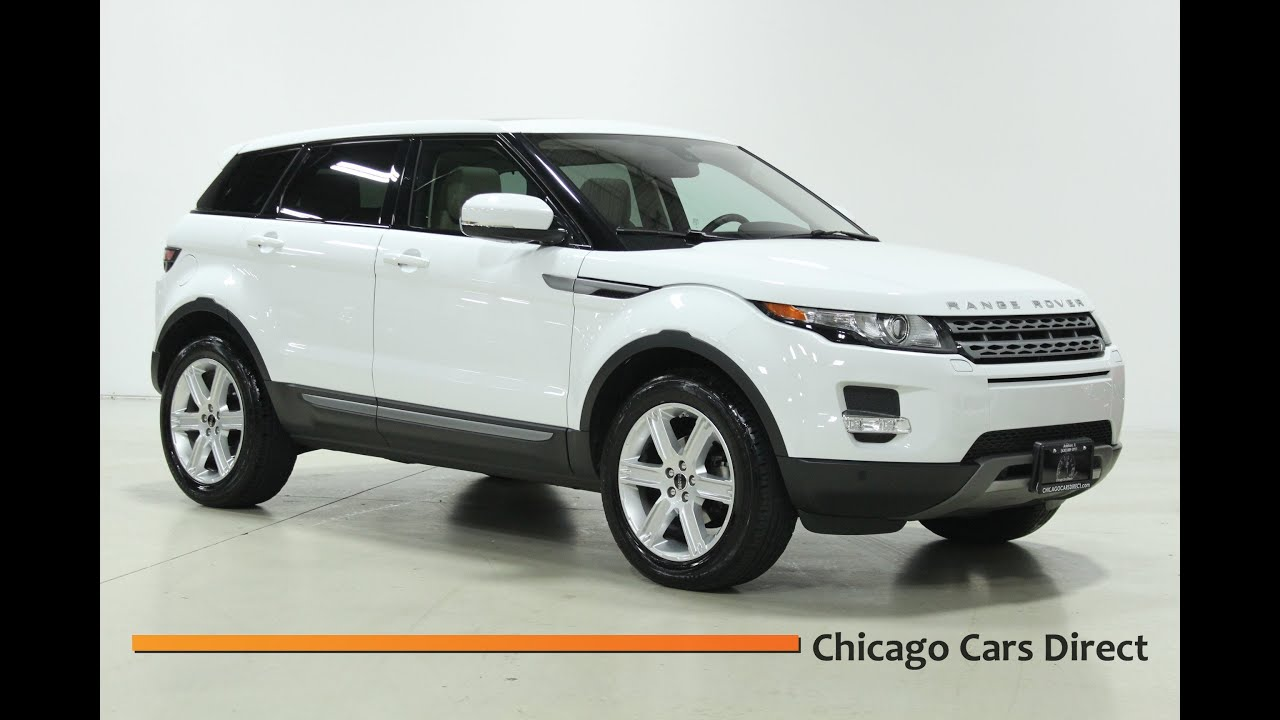 Chicago Cars Direct Presents this 2012 Land Rover Range Rover