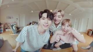 [ENG SUB CC] (Innisfree) Wanna One's Girl Friend is me oh me! Color Mask x Wanna One