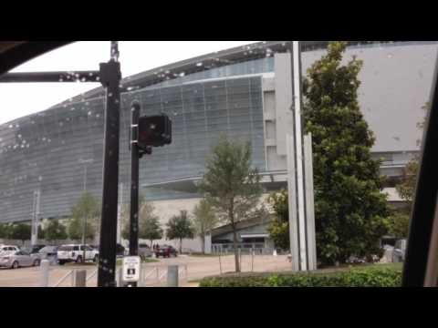 Day in the Life of Route | Episode 1- Cowboys Stadium | Dog Training