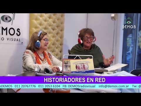 Pfsr. Carlos Stadler del MUSEO NAVAL en Historiadores en Red  17MAY17