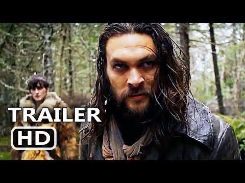 FRONTIER Official Trailer (Jason Momoa - 2017) HD