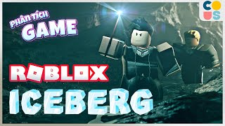 게임 분석 | Roblox 빙산-빙산