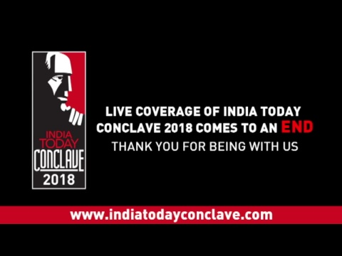 India Today Conclave 2018 - Day 2