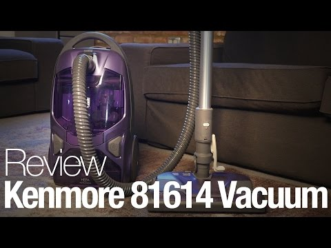 Kenmore Progressive Canister Vacuum Cleaner How To Save