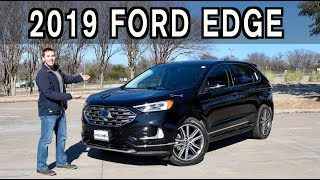 Just Arrived: 2019 Ford Edge on Everyman Driver