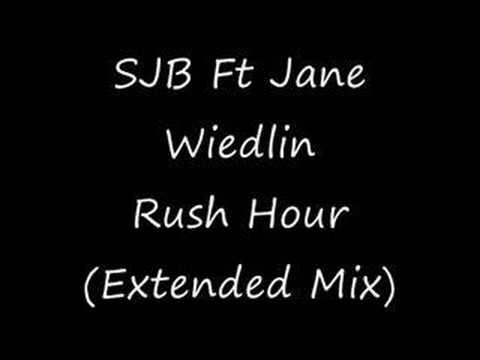 SJB Ft Jane Wiedlin - Rush Hour