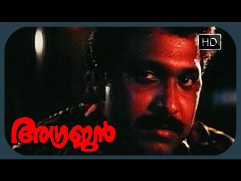 Malayalam Movie  Agrajan scene | Anto plans to finish Aravindan