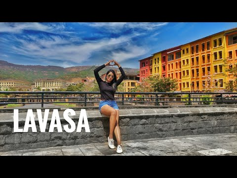 LAVASA CITY | Italy in India? | India's Largest Hill City | 2018