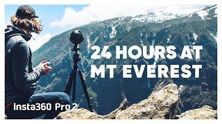 24 Hours in Basecamp: Mt Everest 8K 360 VR Film