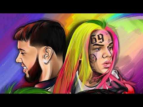 6ix9ine fefe ft nicki minaj music remix - 2 3