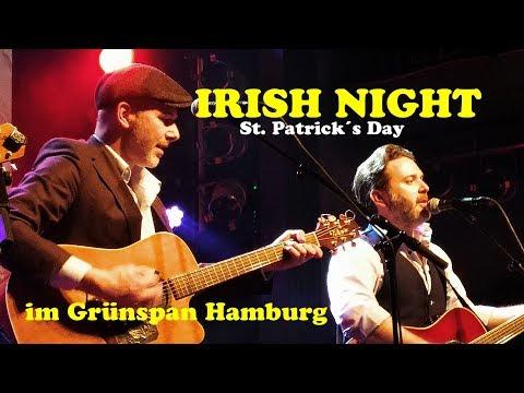 IRISH NIGHT - HAMBURG