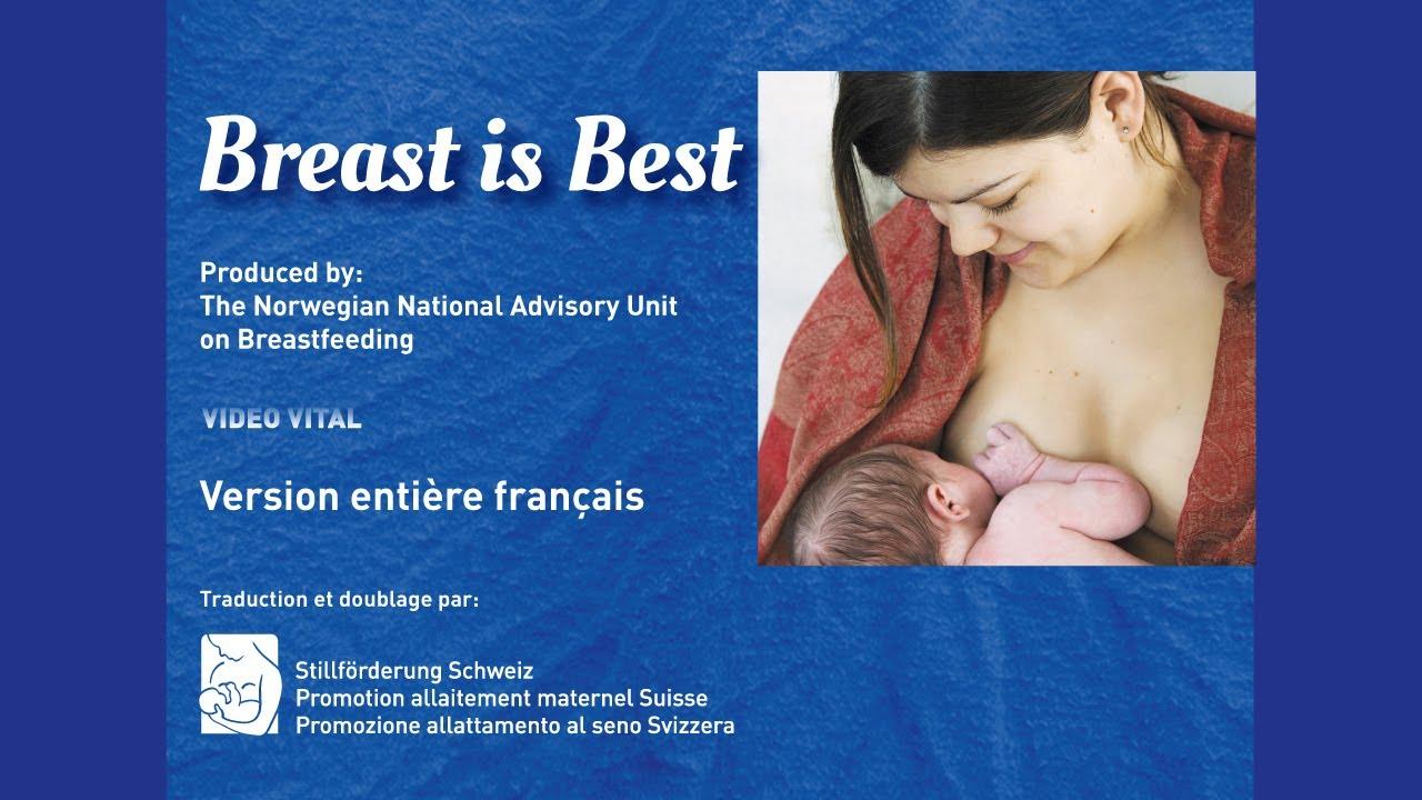 """Download Film de formation allaitement maternel """"Breast is best"""", version intégrale (45 minutes) en français"""
