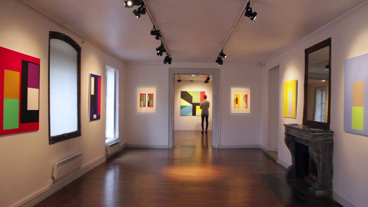 Exposition Jacques Weyer - La couleur