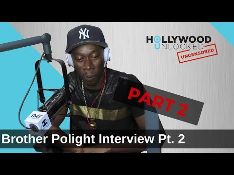 Brother Polight talks Gentrification, Comparison to Mayweather & Structure of Lifestyle PT. 2