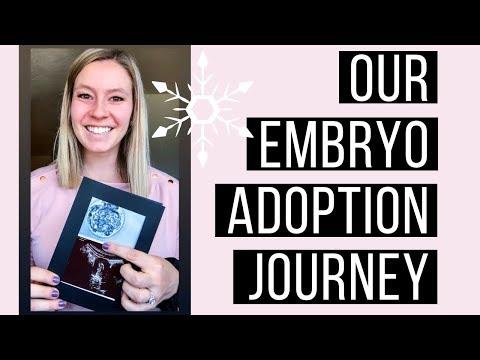Our Embryo Adoption Journey!