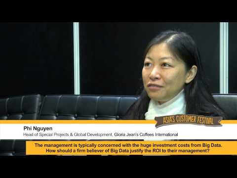 Interview with Gloria Jean's Coffees International