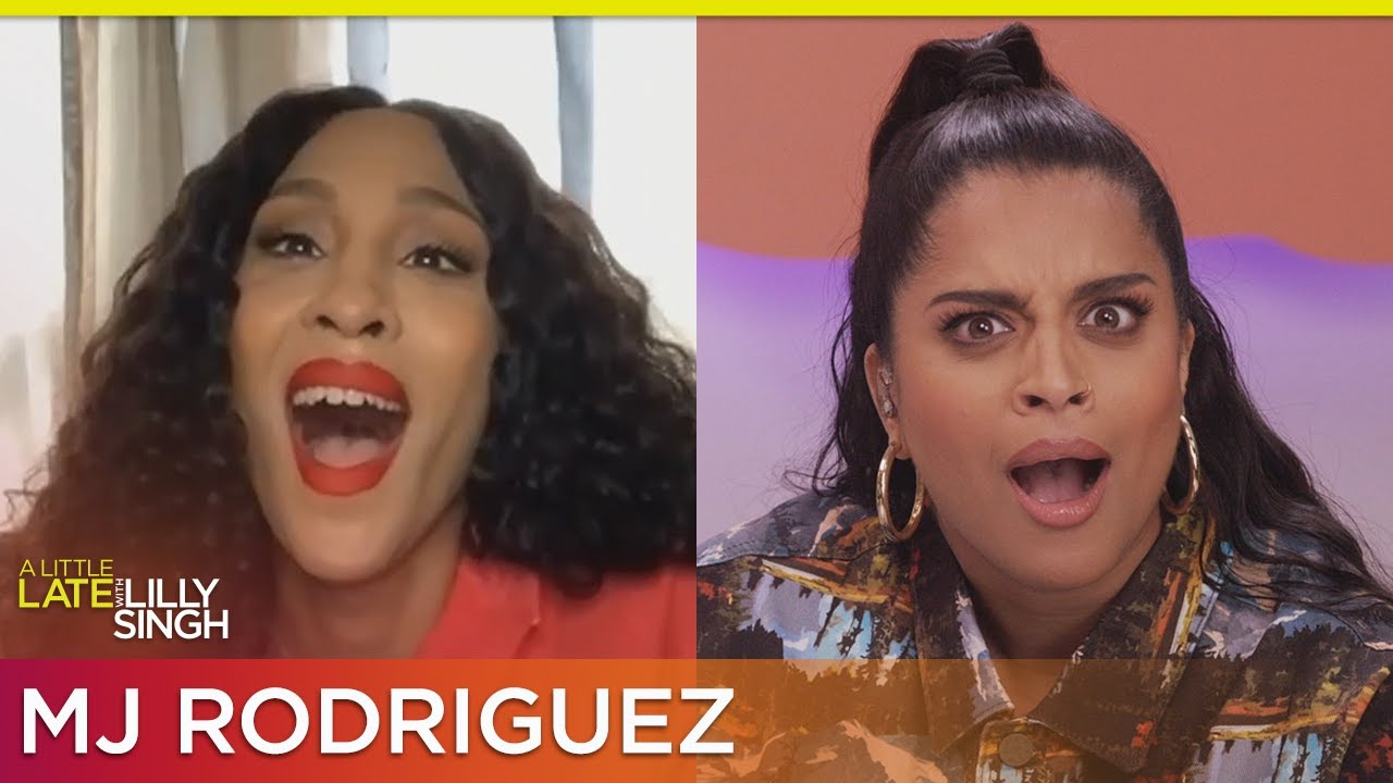 Lady Gaga Almost Made Mj Rodriguez Cry