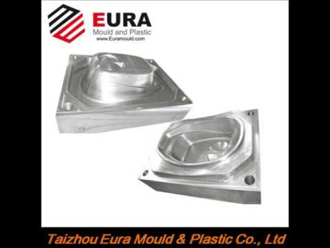 baby bathtub mould Taizhou Eura Mould & Plastic plastic injection mould maker in China