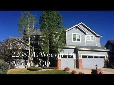 22687 E Weaver DrAurora, CO