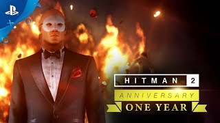 Hitman 2 | Anniversary Trailer | PS4