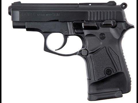 Пистолет Флобера СЕМ Барт 16620335 обзор внешнего вида.