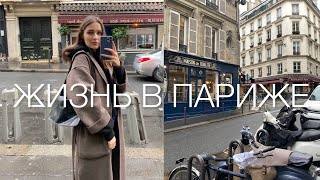 Парижские Будни Работа Курсы по Искусству Влог