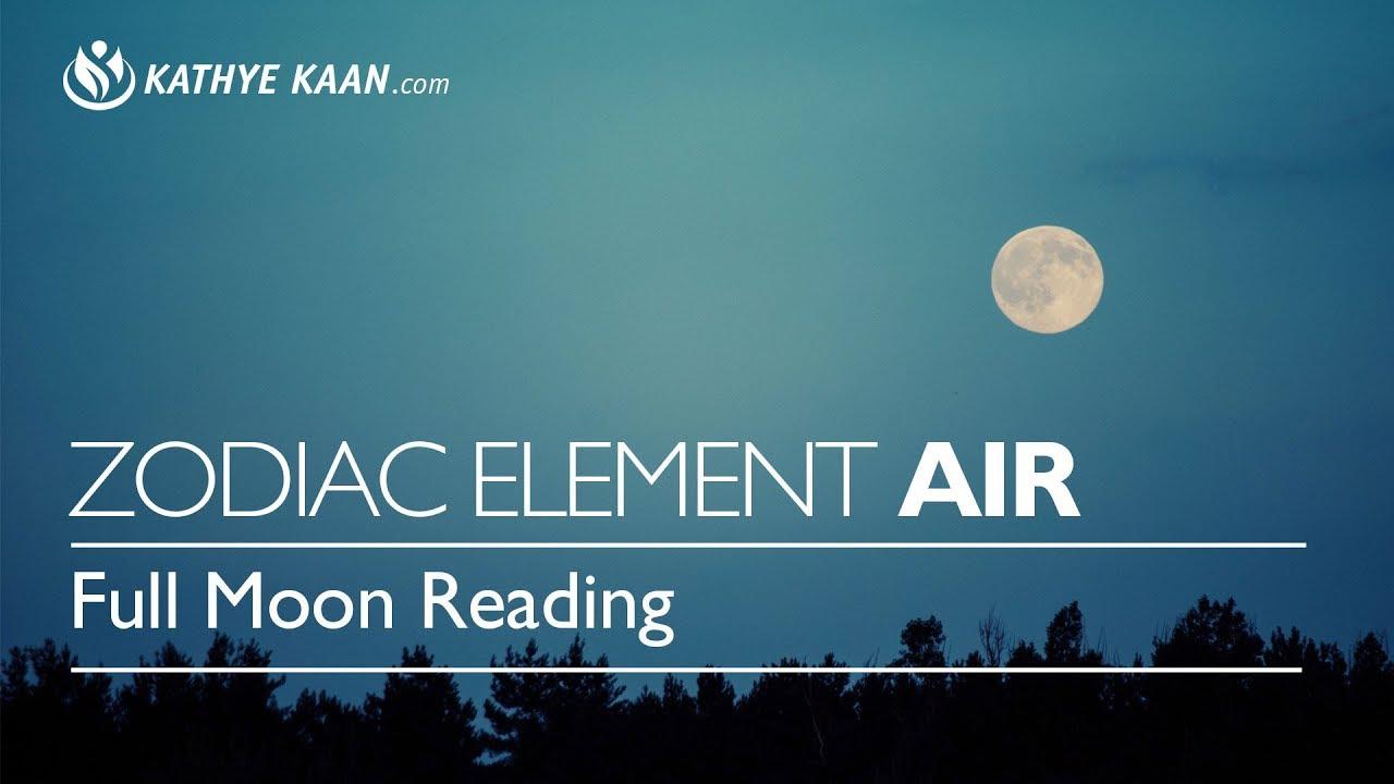 September Full Moon Energy Vibration Reading Air Zodiac