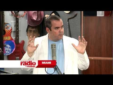 Alain en lo mejor de radio.