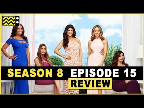 Real Housewives Of New Jersey Season 8 Episode 15 Review & Reaction | AfterBuzz TV