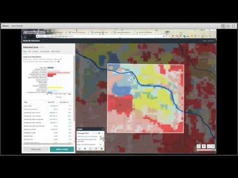NACD Urban and Community Conservation Webinar: Model My Watershed