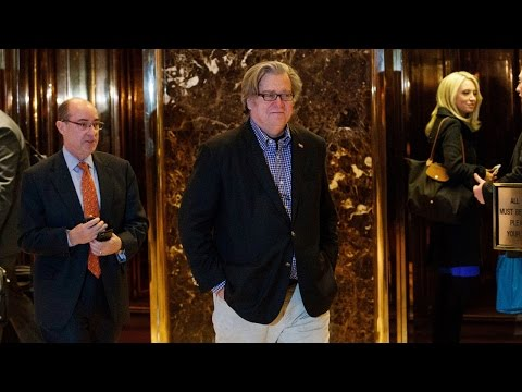 """Steve Bannon """"must be a good guy if liberals hate him so much"""""""
