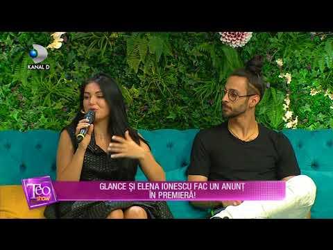 Teo Show (24.05.2018) - Glance si Elena fac un anunt in premiera! Partea 3