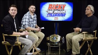 "WWE Legend Ricky ""The Dragon"" Steamboat Interview"