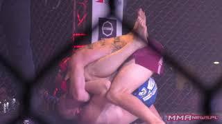 Ragnarok MMA 2: Mateusz Baranowski vs Hubert Drzyzga [PODDANIE]
