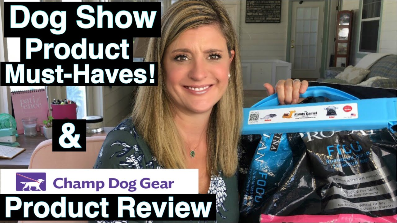 Product Must-Haves from A-list Pro Handlers!